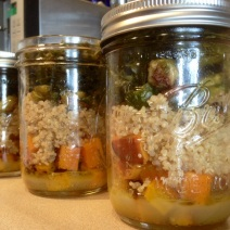Super mason jar salads 1